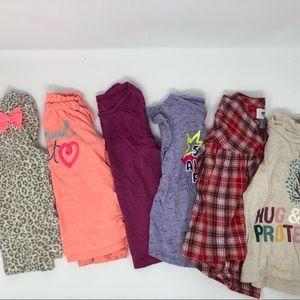 Other - ⬇️$15 🛍BUNDLE🛍 Six Long sleeve shirts 2t